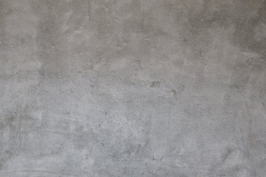 surface of polished cement wall.