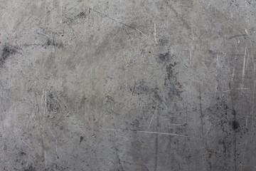 Poster de jardin Metal Metal texture background