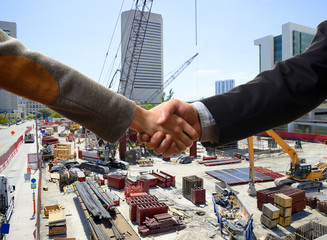 Agreement for construction project