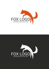 Fox logo. Two versions