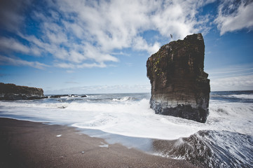 Islandia morze