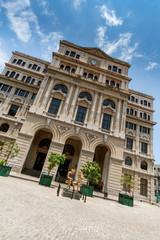 Alte Börse Lonja del Comercio, Plaza de San Francisco, Havanna