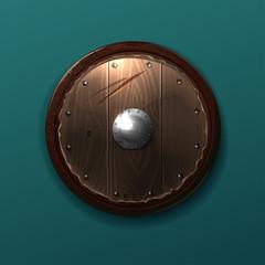 Barbarian shield