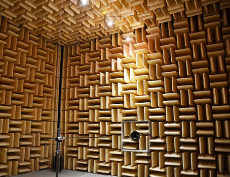 Acoustic chamber.