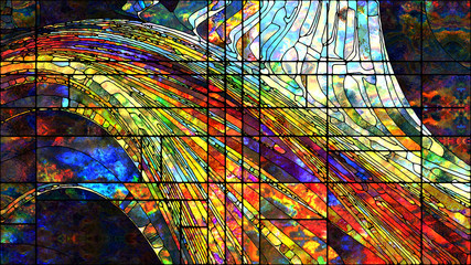Synergies of Stained Glass