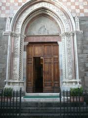 Santa Maria della Salute church in Viterbo