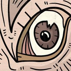 artistic eye