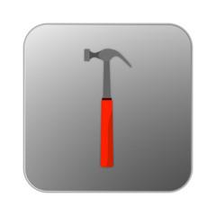 Vector icon hammer