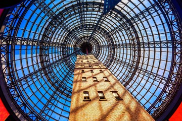 Melbourne Central Shot Tower, Melbourne, Australia