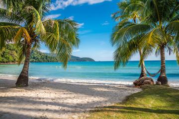 Beautiful tropical island beach, Koh Kood island Thailand