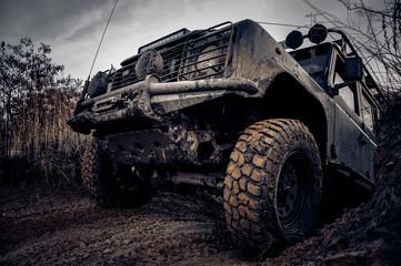 Land Rover 2 Fototapete