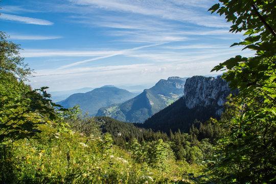 Massif de la Chartreuse - Le Petit Som.