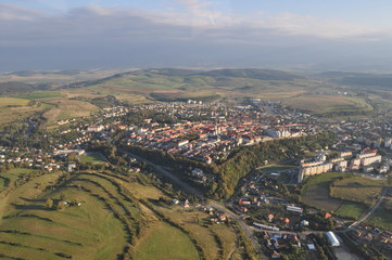 Levoča and surroundings