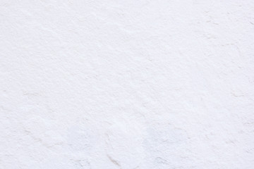 background of white concrete wall.