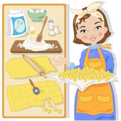 Casalinga Indica Come Preparare la Sfoglia per la Pasta
