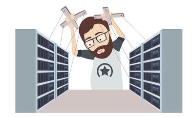 Datacenter Puppet Master