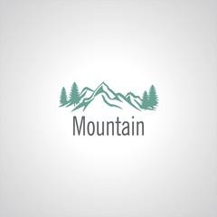 mountain hill logo