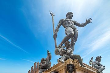 Triton statue in Bologna