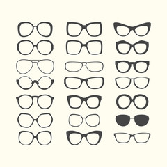 Different sunglasses types