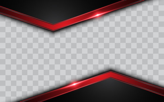 abstract modern metallic silver frame template background