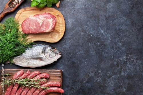 рыбалка на мясо рыбы