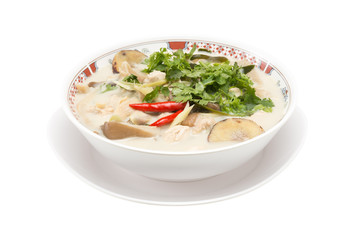 Galangal Chicken Soup