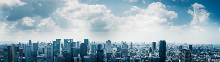 都市風景,日本