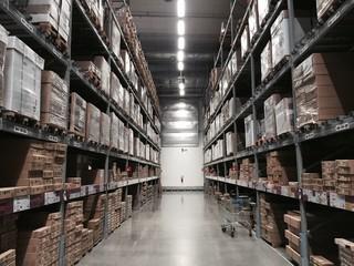 factory shelf