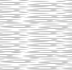 Seamless texture with horizontal pencil strokes. Vector background for your creativity
