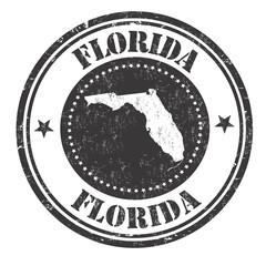 Florida sign or stamp