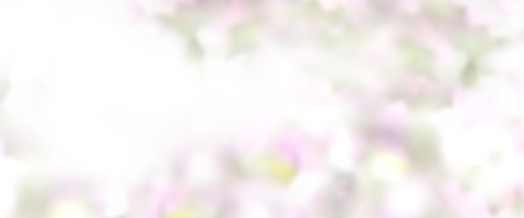 Abstract background in bright pastel colors