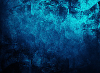 blue painting design background