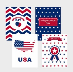 Collection for banners,Flyers,Placards on independence day.