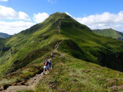 Rando au Puy Mary par le col de Cabre