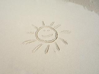 Sonnenschein Symbol