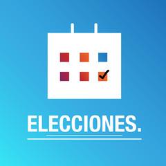El día de las elecciones nacionales