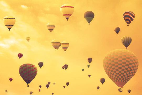 Hot Air Balloon heat