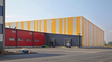 Warehouse Building