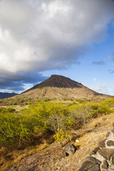Natural scenery of Hawaii