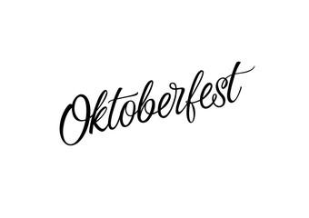 Oktoberfest Lettering 2