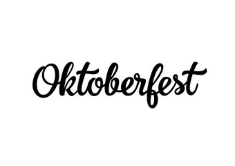 Oktoberfest Lettering 3