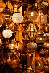 Marokko Lampen Markt