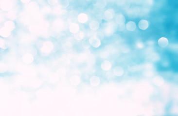 natural blue fresh background