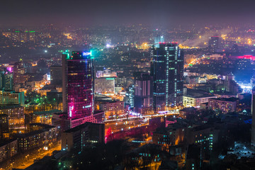 Night in Kiev