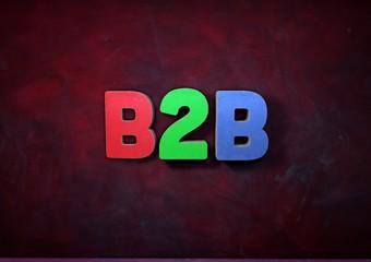 B2B, 3D