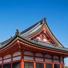 Fotomurales - Kiyomizu-dera temple, Kyoto