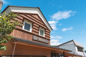 仙台定義山の名物豆腐店