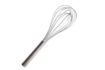 Balloon Whisk isolated on white background