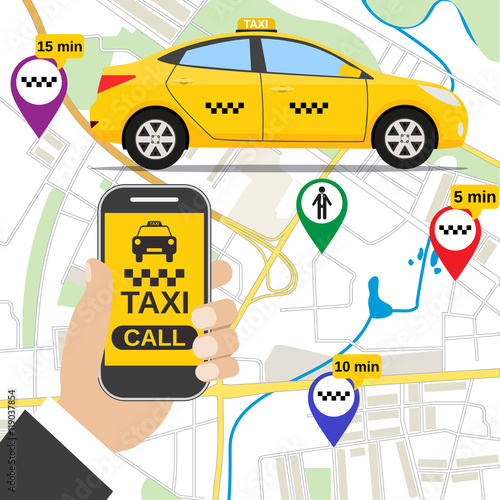 benefits of mis to a taxi