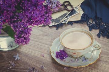 summer tea time